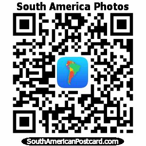 QR Code for South American Postcard