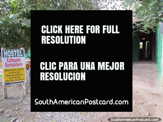 Cafayate Backpackers Hostel, Cafayate, Argentina