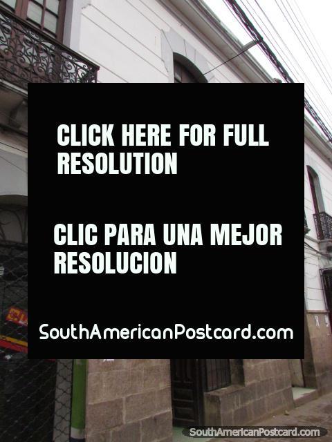 Alojamiento Plata, Sucre, Bolivia