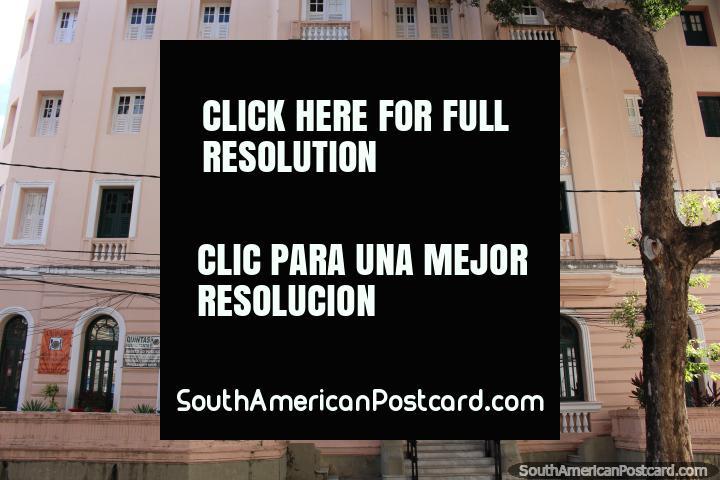 Hotel Central, Recife, Brazil