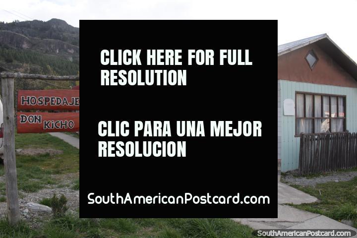 Hospedaje Don Kicho, Puerto Rio Tranquilo, Chile