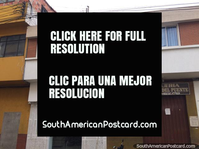 Hotel Alcantuz, San Gil, Colombia