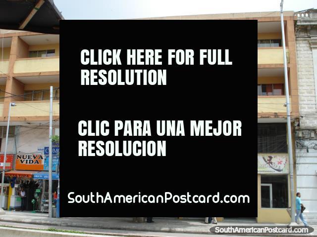 Hotel Hispano Americano, Barranquilla, Colombia