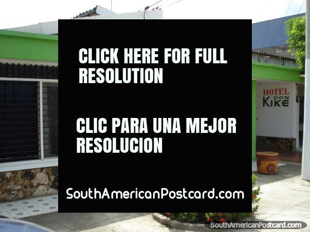 Hotel Don Kike, Monteria, Colombia