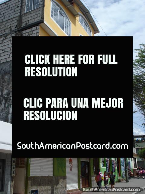 Hostal jardin del sol banos ecuador review and photo for Hostal jardin