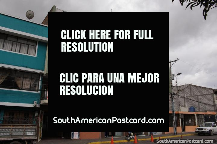 Hotel San Carlos, Saquisili, Ecuador