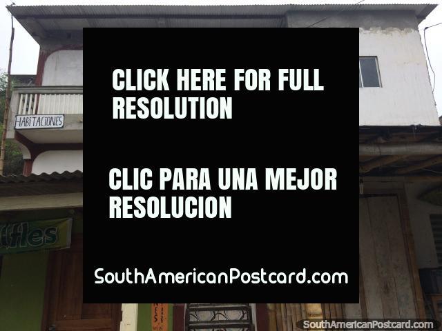 Habitaciones Rosita, Montanita, Ecuador