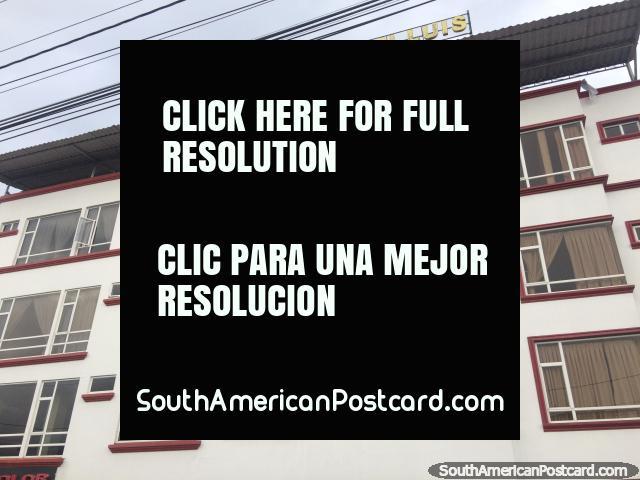 Hotel San Luis, Puyo, Ecuador