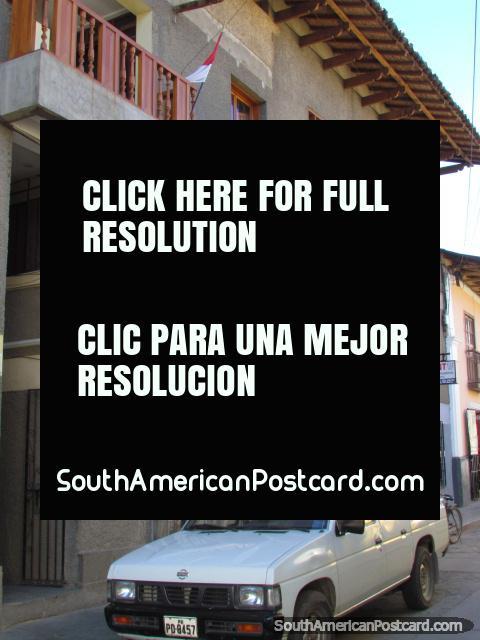 Hotel Prado, Cajamarca, Peru