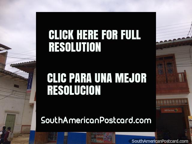 Hotel Villa Madrid, Celendin, Peru