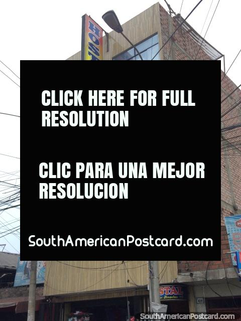Hostal de Los Angeles, Barranca, Peru