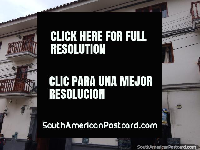 Hotel Colmena, Ayacucho, Peru