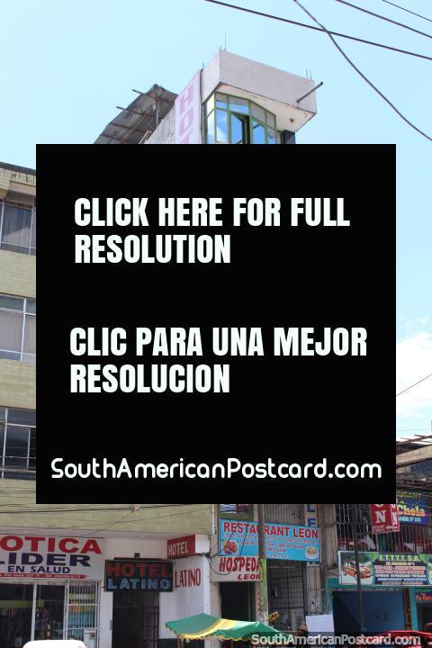 Hotel Leon, Tingo Maria, Peru