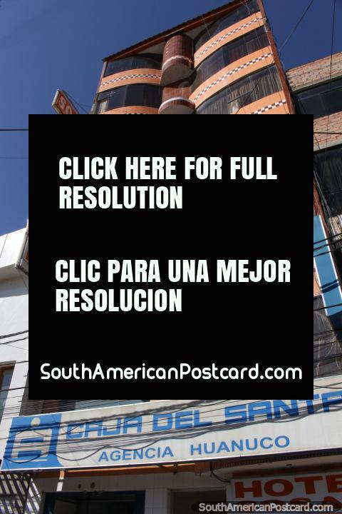 Sosa Hotel, Huanuco, Peru
