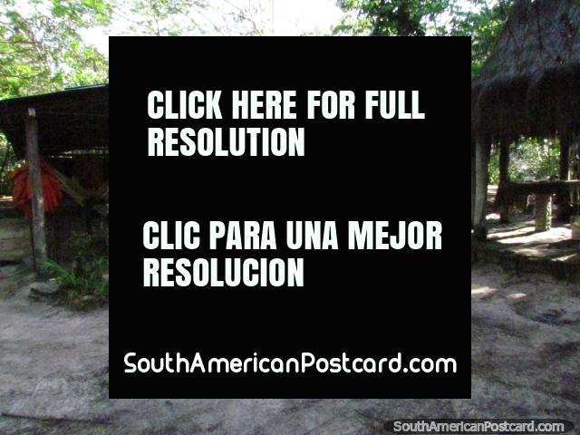 Tiuna Tours Campsite, Angel Falls, Venezuela