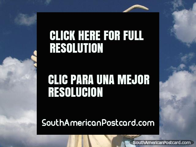 Monumento de Gloria Morir en Salta. (640x480px). Argentina, Sudamerica.