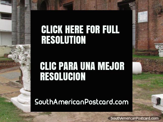 Derelict church La Catedral Nueva in Santa Fe. (640x480px). Argentina, South America.
