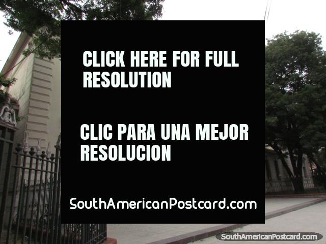 National College of Simon de Iriondo in Santa Fe. (640x480px). Argentina, South America.