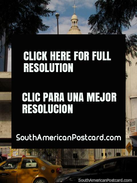Igreja San Jorge (1926) em córdova. (480x640px). Argentina, América do Sul.