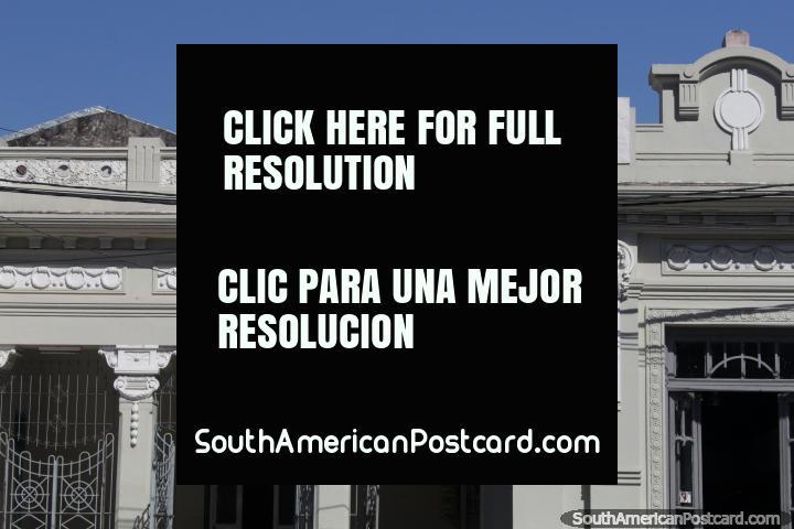 The facade of El Argentino Resto Bar in Salta. (720x480px). Argentina, South America.