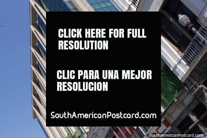 Edificios modernos en el centro de Río de Janeiro. (720x480px). Brasil, Sudamerica.