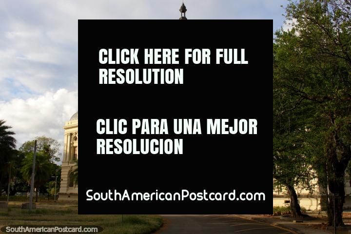 University Campus Reitor Joaquim Amazonas - Law School, historical building in Recife. (720x480px). Brazil, South America.