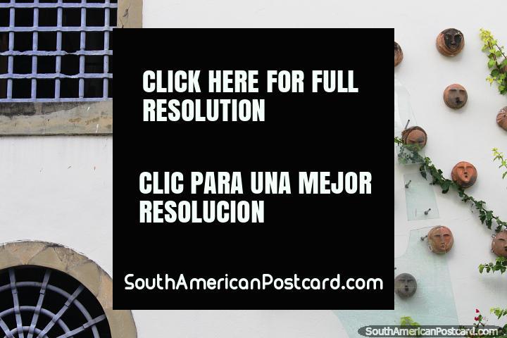 Casa Cultural (Casa da Cultura) (1973) fue la Casa de Detención (1850) y tuvo 200 presos, Recife. (720x480px). Brasil, Sudamerica.