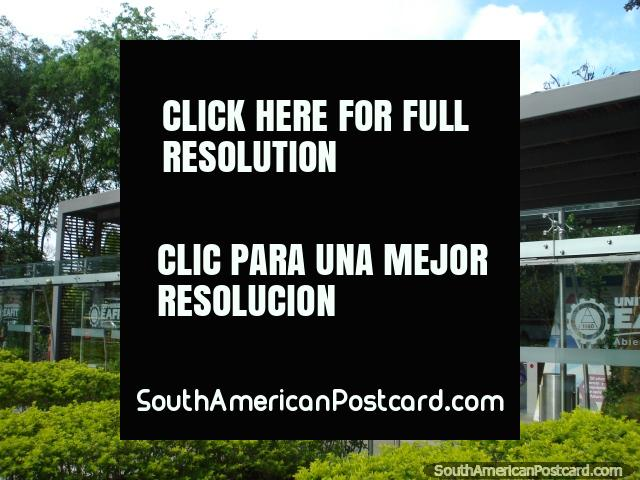 University EAFIT in Medellin has great language courses. (640x480px). Colombia, South America.