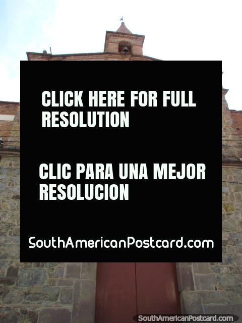 Asilo de San Antonio de Padua en San Gil. (480x640px). Colombia, Sudamerica.