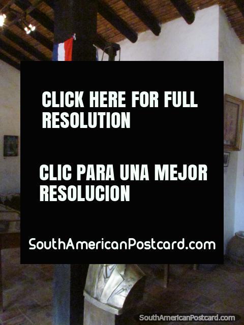 Museo Municipal del Cuartel de la Villa Real in Concepcion. (480x640px). Paraguay, South America.