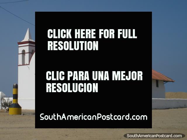 Iglesia San Jose church near to Chan Chan in Trujillo. (640x480px). Peru, South America.