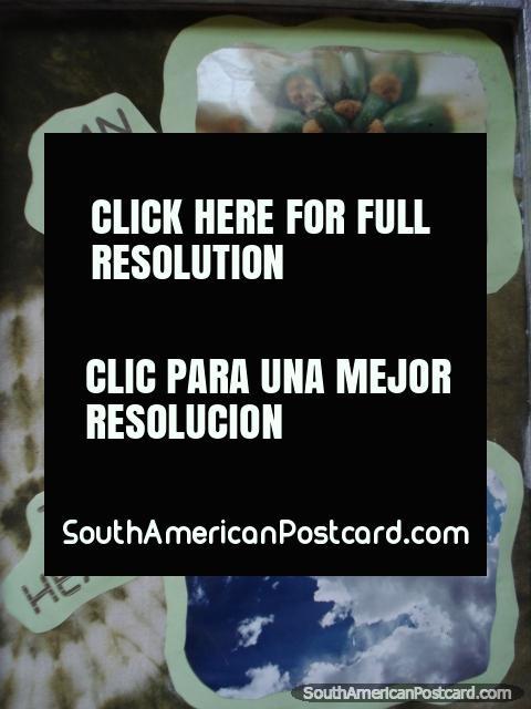 San Pedro holds the keys to heaven. (480x640px). Peru, South America.
