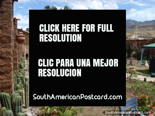 La Casa de San Pedro, picture 2. (640x480px). Peru, South America.