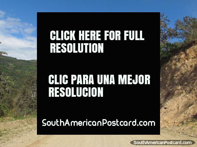 North Peru from the border of Ecuador to San Ignacio. (640x480px). Peru, South America.