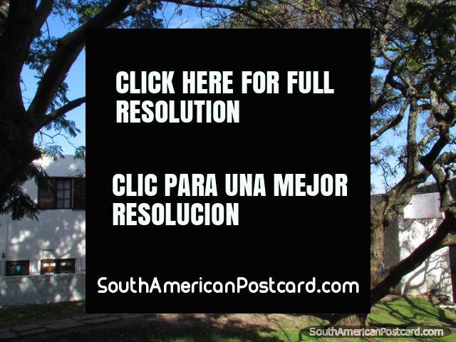 Plaza 1811 in Colonia del Sacramento. (640x480px). Uruguay, South America.