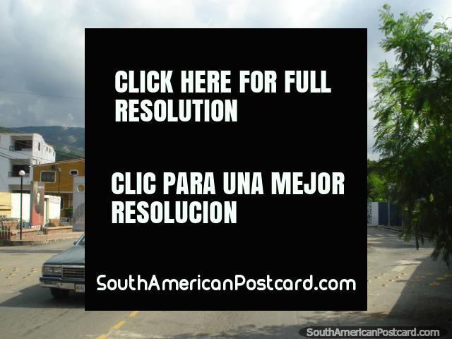 Welcome to San Antonio del Tachira. (640x480px). Venezuela, South America.