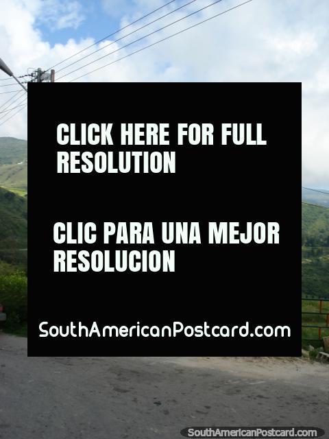 General Juan Vicente Gomez Chacon (1857-1935) billboard, ex-President, near San Antonio. (480x640px). Venezuela, South America.
