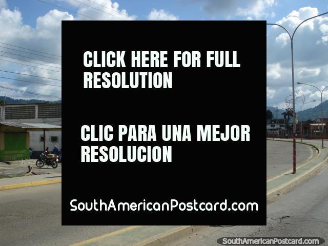 Near Moron, heading east from Coro, mainroad. (640x480px). Venezuela, South America.