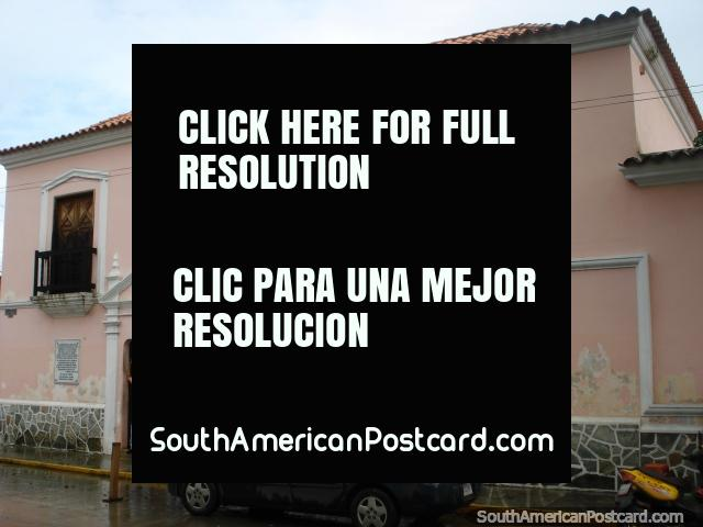 Museum Museo Nueva Cadiz in La Asuncion on Isla Margarita. (640x480px). Venezuela, South America.