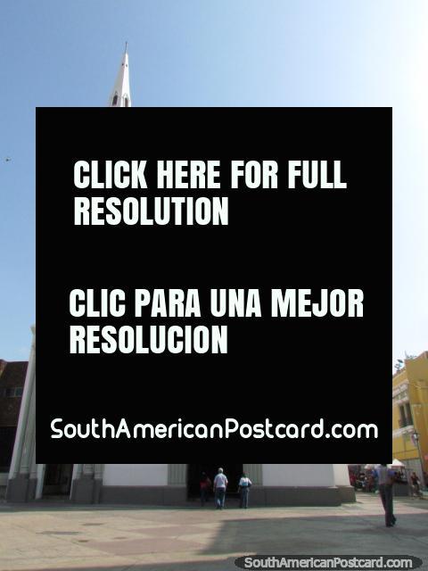 Iglesia de San Francisco en Maracaibo. (480x640px). Venezuela, Sudamerica.
