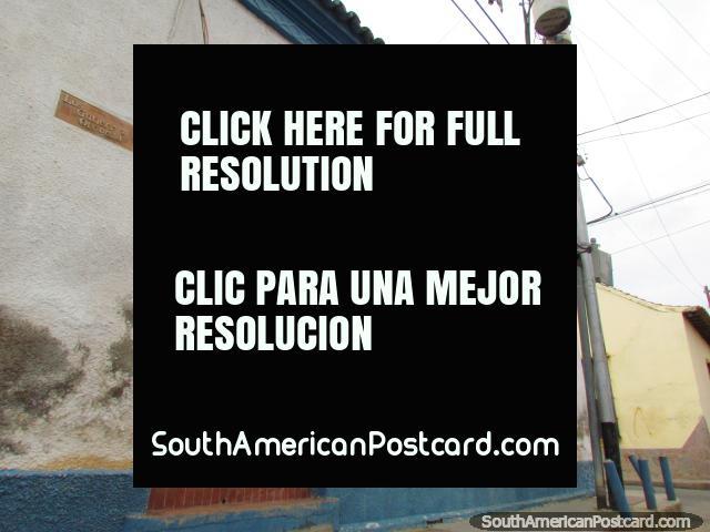 The house that belonged to Dr. Ramon Pompilio Oropeza in Carora. (640x480px). Venezuela, South America.