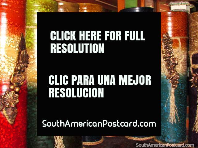 Grandes portadores de fábrica de venda em El Tintorero. (640x480px). Venezuela, América do Sul.