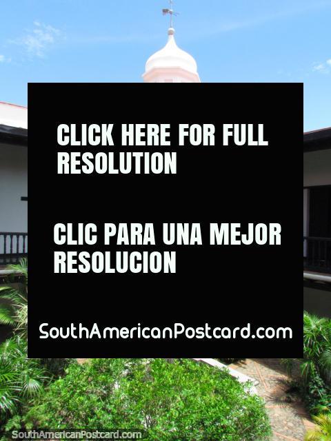 Former residence of Simon Bolivar in Ciudad Bolivar. (480x640px). Venezuela, South America.