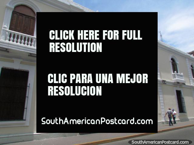 O palácio do governo em Barquisimeto. (640x480px). Venezuela, América do Sul.