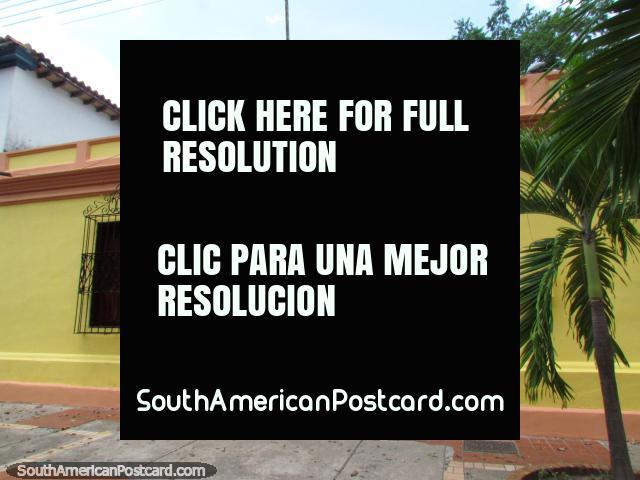 'Casa de los Ninos - Dana Zarela', the kids house in Barinas. (640x480px). Venezuela, South America.