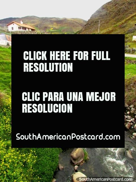 The area around the river below the town of San Isidro de Apartaderos. (480x640px). Venezuela, South America.